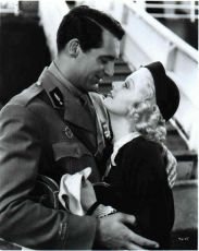 Cary Grant a Jean Harlow