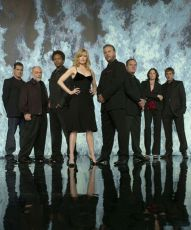 George Eads + Robert David Hall + Gary Dourdan + Marg Helgenberger + William Petersen + Paul Guilfoyle + Jorja Fox + Eric Szmanda