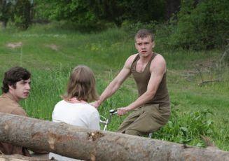 zleva Ivan Lupták a Alexej Bardukov