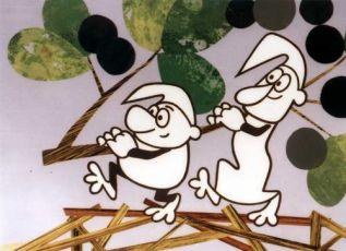 Pohádky z mechu a kapradí (1968) [TV seriál]