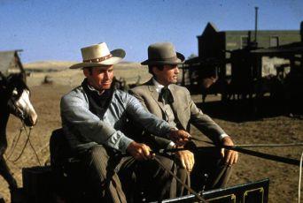 Gregory Peck Charlton Heston