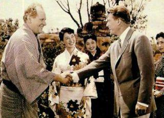 Smršť nad Nagasaki (1956)