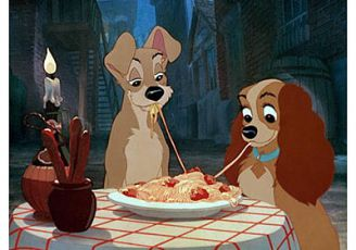 Lady a Tramp (1955)