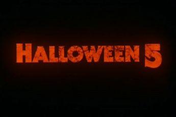 Halloween V. (1989)