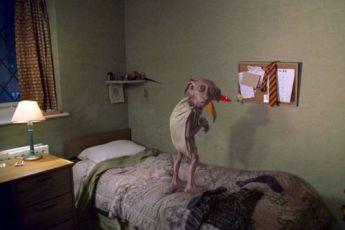 Dobby - domácí skřítek