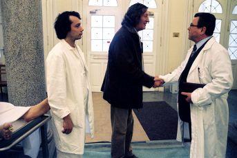 Pavel Liška, Bolek Polívka a Václav Postránecký