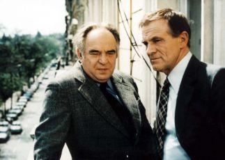 Ota Sklenčka a Radovan Lukavský