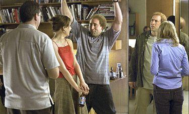 čelem Maggie Gyllenhaal a Nicolas Cage