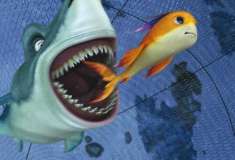 Past na žraloka (2006)
