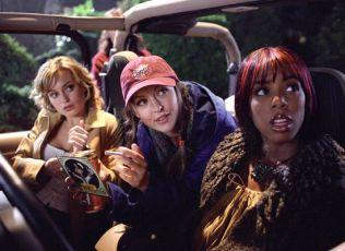 Monica Keena + Katharine Isabelle + Kelly Rowland