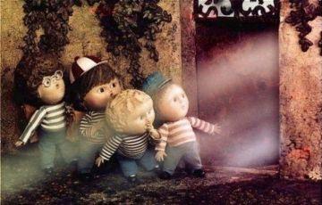 Zahrada (1974) [TV minisérie]