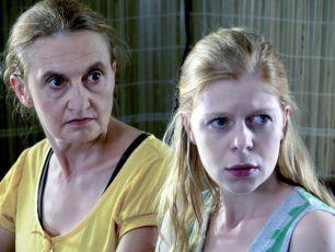 Eva Holubová a Monika Zoubková