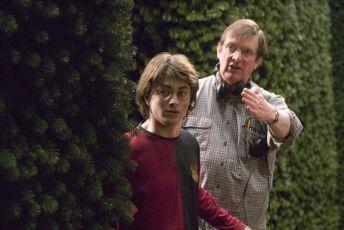 z natáčení filmu Harry Potter a Ohnivý pohár
