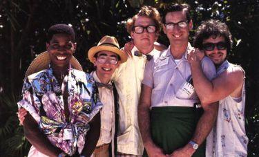 Pomsta šprtů II - Šprti v ráji (1987)