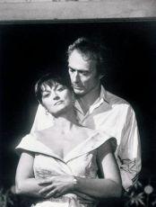Meryl Steep a Clint Eastwood