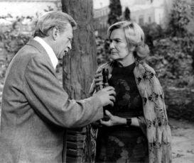 Martin Růžek, Jiřina Štěpničková