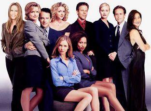 Ally McBealová (1997) [TV seriál]