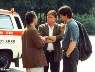 Pavel Zatloukal, Miloslav Jedlička, Martin Havelka