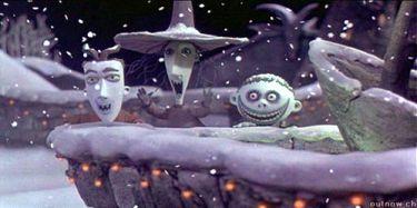 Ukradené Vánoce Tima Burtona (1993)
