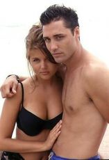 Tiffani Amber Thiessen	+ Vincent Young