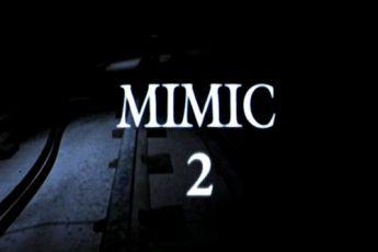 Mimic 2 (2001) [Video]