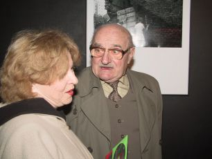 Libuše Švormová a Josef Somr na obnovené premiéře r.2008