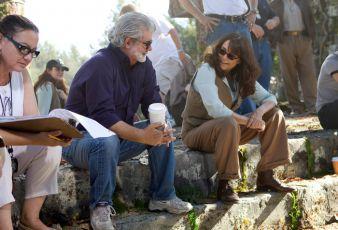 Karen Allen George Lucas