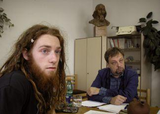 Filip Vorel a Milan Šteindler
