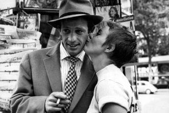Jean-Paul Belmondo a Jean Seberg