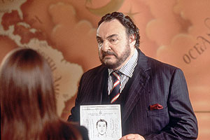 Photos copyright © 2003 TriStar Pictures John Rhys-Davies