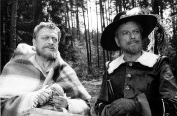Martin Růžek, Karel Šebesta