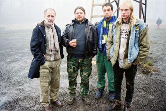 M!STŘ! - Ing. Pavelec (Jiří Ornest), Karel (Leoš Noha), Josef (Josef Polášek), Bohouš (Jan Budař)