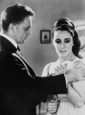 Liz Taylor a Richard Burton