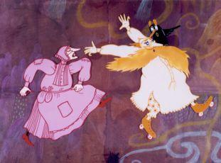 Čarodějné pohádky (2002) [TV seriál]