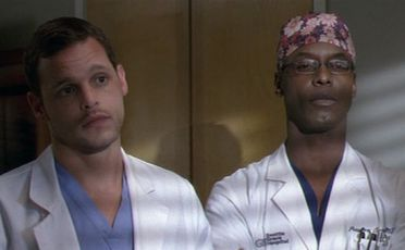 Justin Chambers + Isaiah Washington