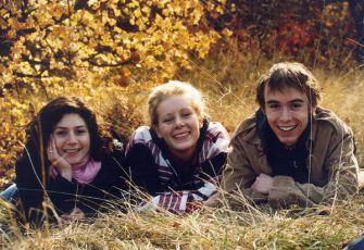 Martha Issová, Anna Kulovaná a Pavel Trojan