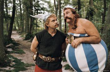 Asterix a Olympijské hry (2008)
