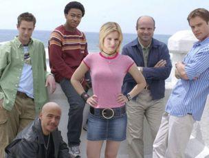 Kristen Bell + Percy Daggs III + Jason Dohring +Francis Capra + Enrico Colantoni + Teddy Dunn