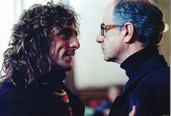 Adriano Giannini a Toni Servillo