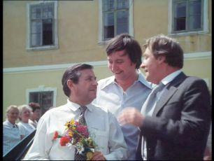 Oleg Reif Jiří Lábus Miroslav Zounar