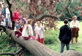 Dámě kord nesluší (1999) [TV film]