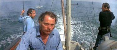 Roy Scheider + Robert Shaw + Richard Dreyfuss