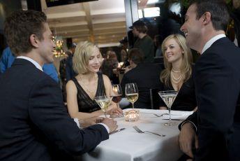 Peter Stebbings (George), Ingrid Doucet (Sally), Lisa Ciara (Amberly) a Freddie Prinze, Jr. (Jack)
