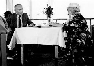 Jiří Adamíra a Nataša Gollová