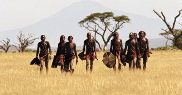 Masajové - bojovníci deště (2004)
