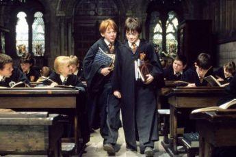 Harry Potter a Kámen mudrců (2001)