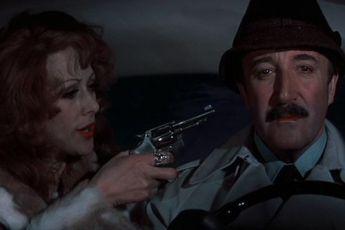 Pomsta Růžového pantera (1978)