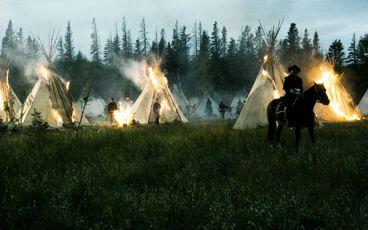 Mé srdce pohřběte u Wounded Knee (2007) [TV film]