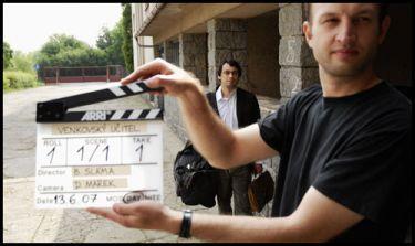 první klapka filmu