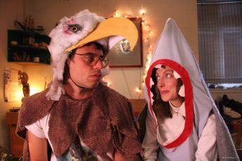 Orel kontra žralok (2007)